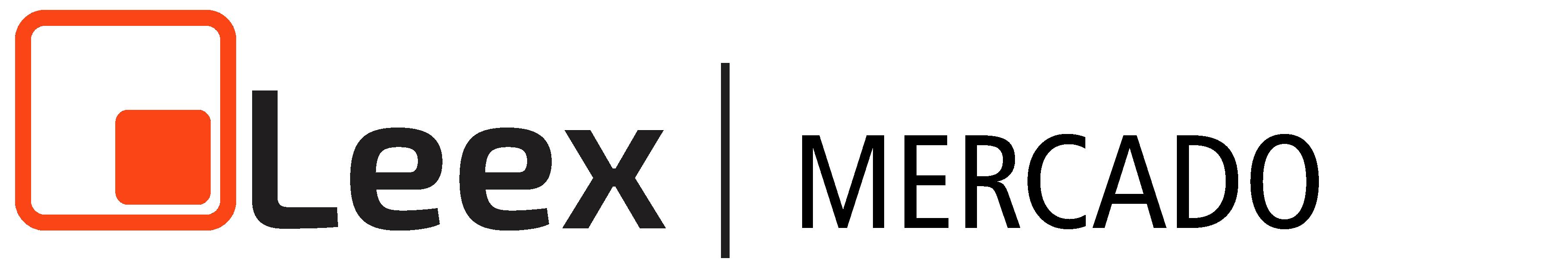 Logo Leex Mercado 280x66